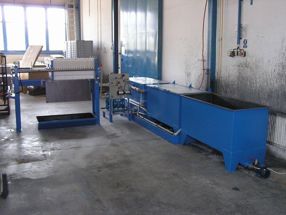 Cold varnish removing<br />G+D Elektrik Kaplice